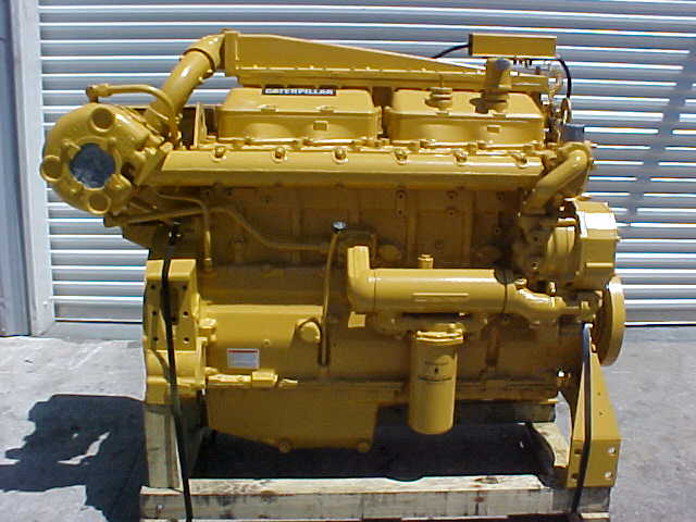3406B Cat Engine http://www.impcorporation.com/Inventory/Details/caterpillar-3406b-engine-10262.aspx