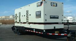 2004 Caterpillar XQ400 Generator Set