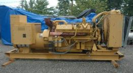 1984 Caterpillar 3412 Generator Set