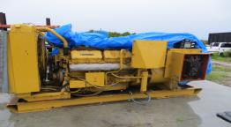 1989 Caterpillar 3412 Generator Set