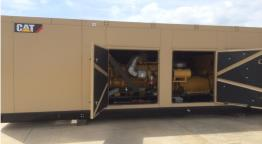 2013 Caterpillar C27 Generator Set
