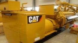 2005 Caterpillar G3520C Generator Set