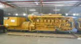 2009 Caterpillar 3516C Generator Set
