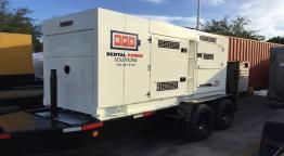 2007 Multiquip DCA220SSJ Generator Set