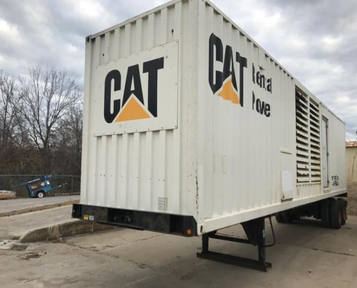 2002 Caterpillar XQ1000 Generator Set