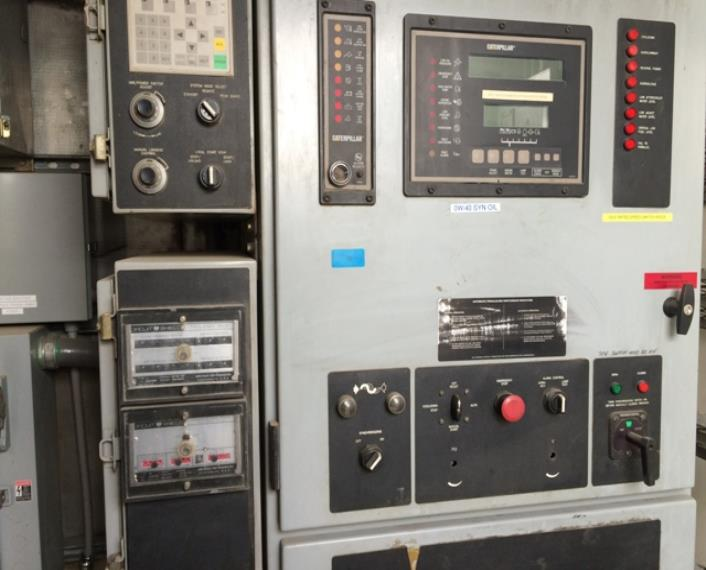 2001 Caterpillar XQ2000 Generator Set