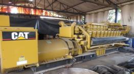2005 Caterpillar G3520C Generator Set