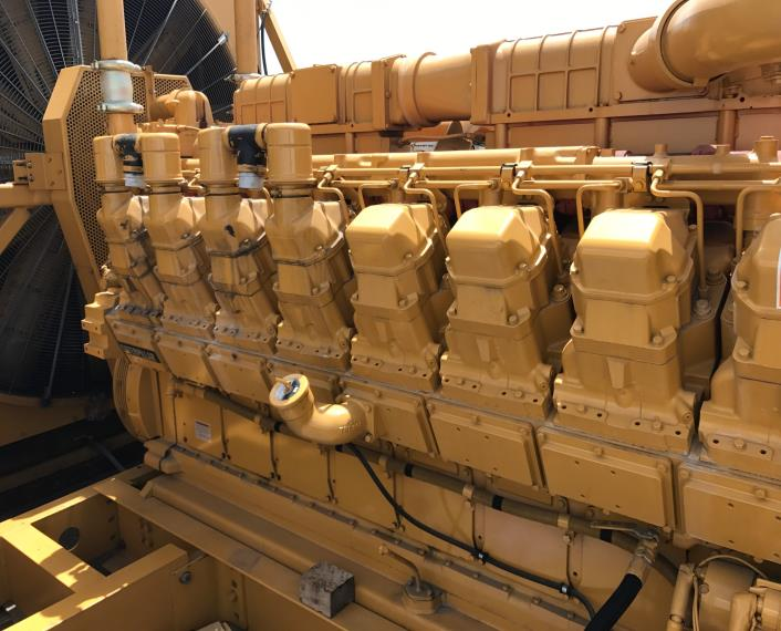 1997 Caterpillar 3516 DITA Generator Set