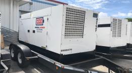 2006 Multiquip DCA-125USJ Generator Set