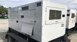 2003 Multiquip DCA70 Generator Set