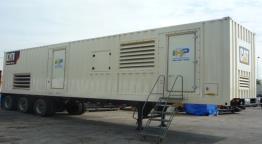 2014 Caterpillar XQ1250G Generator Set