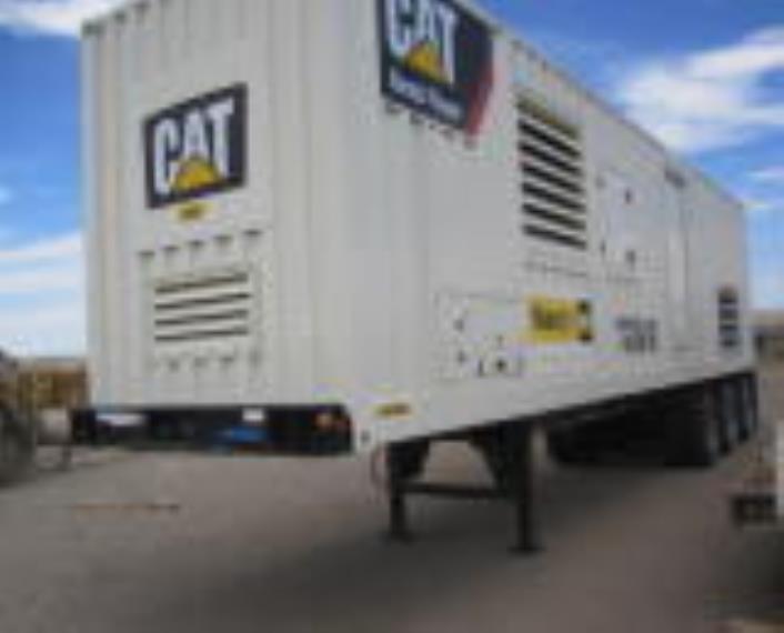 Caterpillar XQ1250G Generator Set
