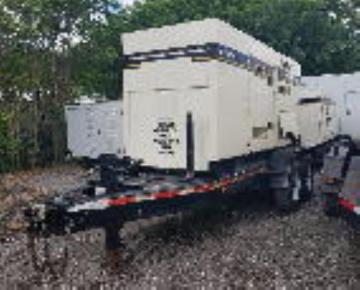 2007 Multiquip DCA180SSJU Generator Set