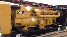 2012 Caterpillar C18 Generator Set