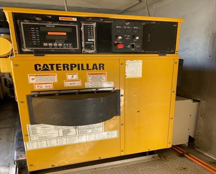 2005 Caterpillar APS800 Generator Set