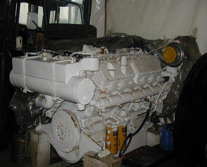 Caterpillar 3412E Engine