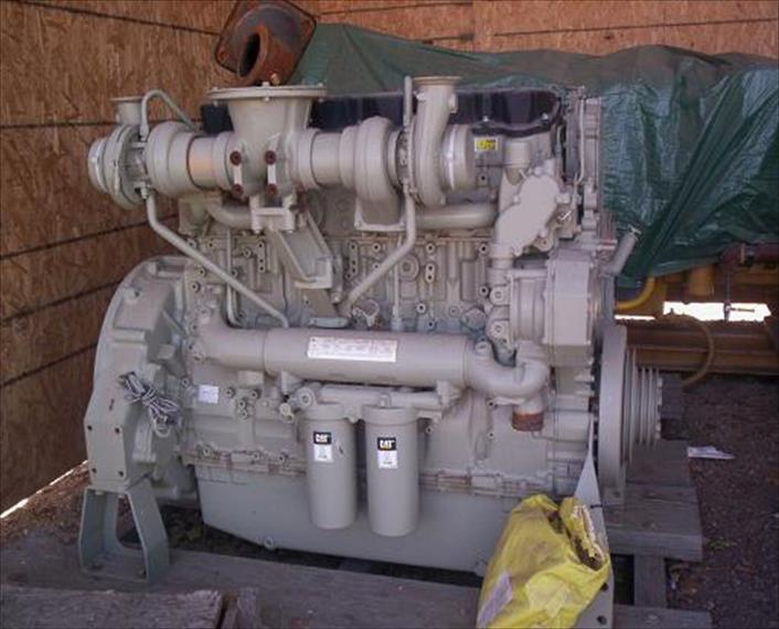 2011 Caterpillar C18 ACERT Engine