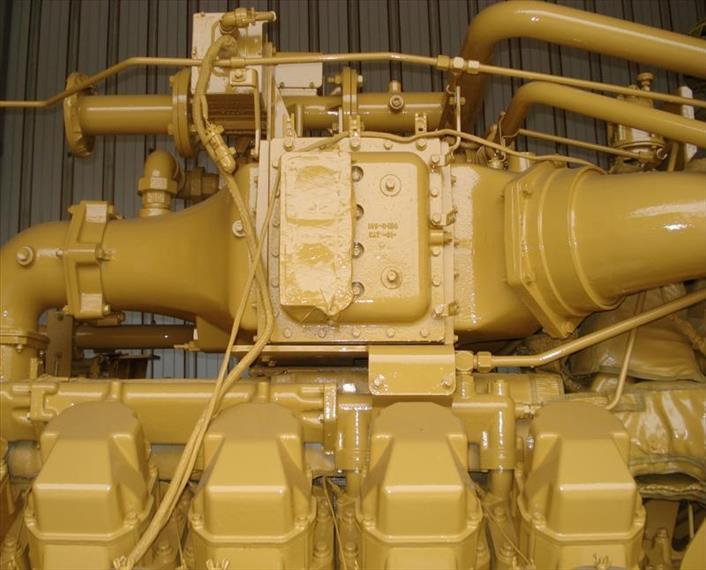 2008 Caterpillar G3516B Generator Set