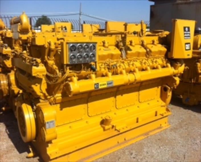 Caterpillar D399 Engine