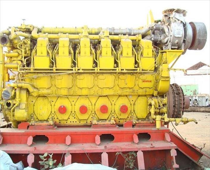 1993 Caterpillar 3612 DITA Engine
