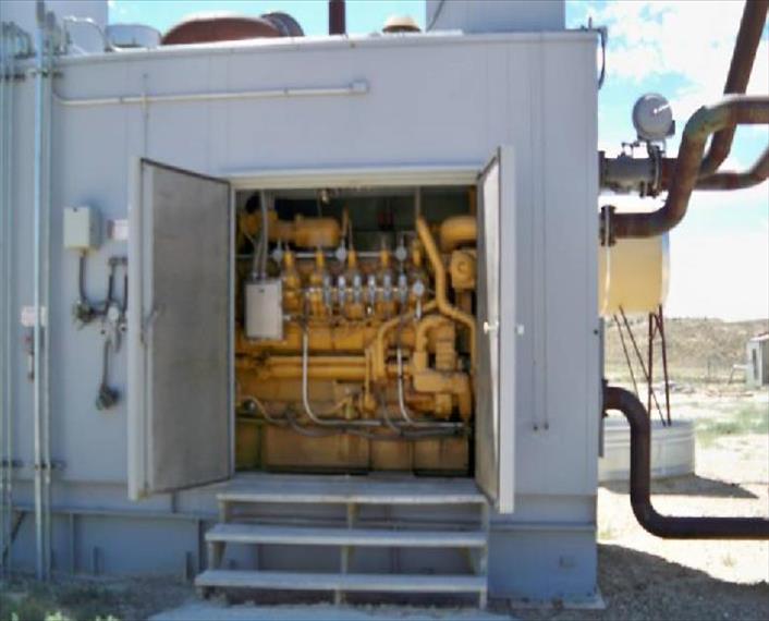 Caterpillar 3516TA Generator Set