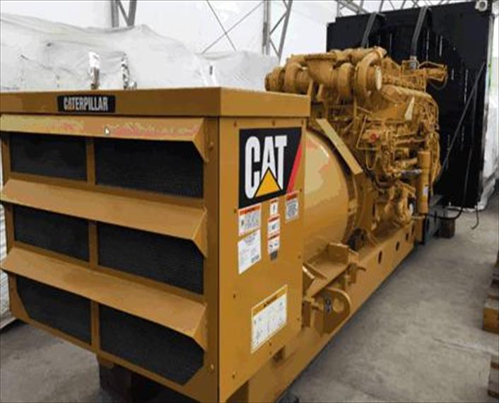 2008 Caterpillar 3512 DITA Generator Set