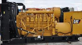 2008 Caterpillar 3512B Generator Set