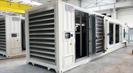 2011 Detroit / MTU 12V4000G61 (SDMO package) Generator Set