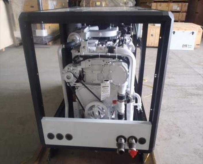 Caterpillar C4 4 Generator Set