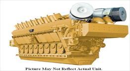 2009 CAT (MAK) 16CM32 Generator Set