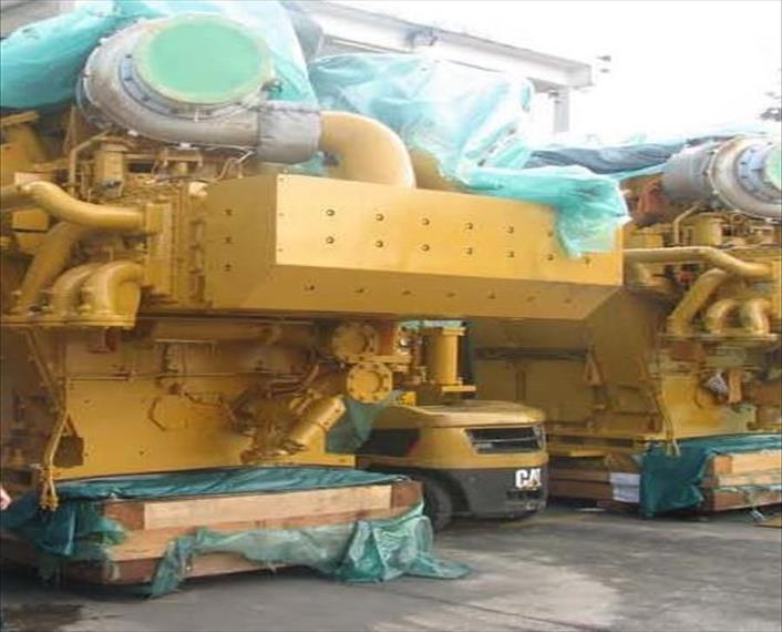 MAK 12CM32 Generator Set