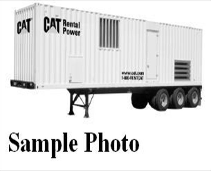 2005 Caterpillar XQ2000 Generator Set