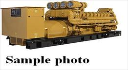 2008 Caterpillar C175 Generator Set