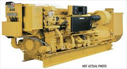 2013 Caterpillar 3508B  Generator Set