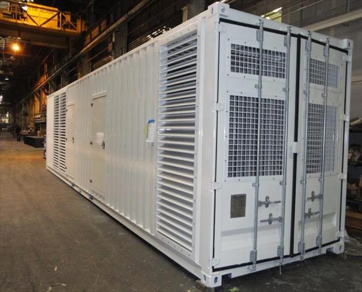GPC Power Module XQ Type Enclosure