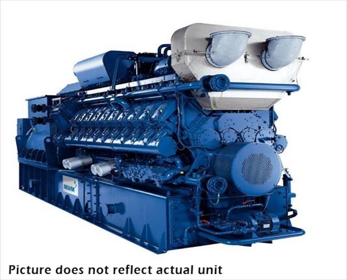 MWM TCG 2020 V 16 OLS K Generator Set | IMP