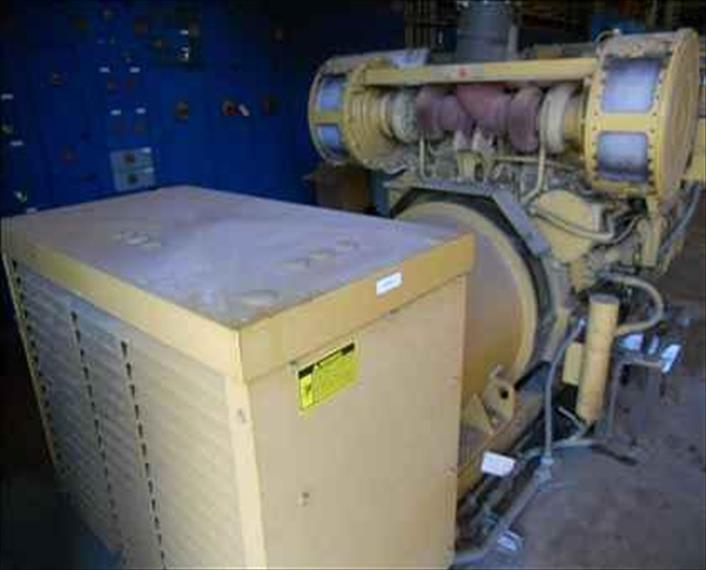 1995 Caterpillar 3508 Generator Set