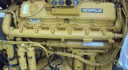 2008 Caterpillar 3412 Generator Set