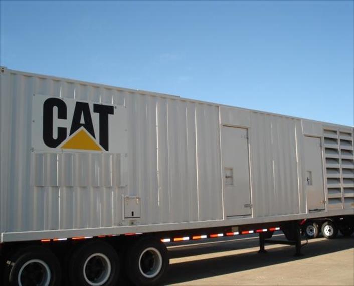 Caterpillar XQ1500 Generator Set