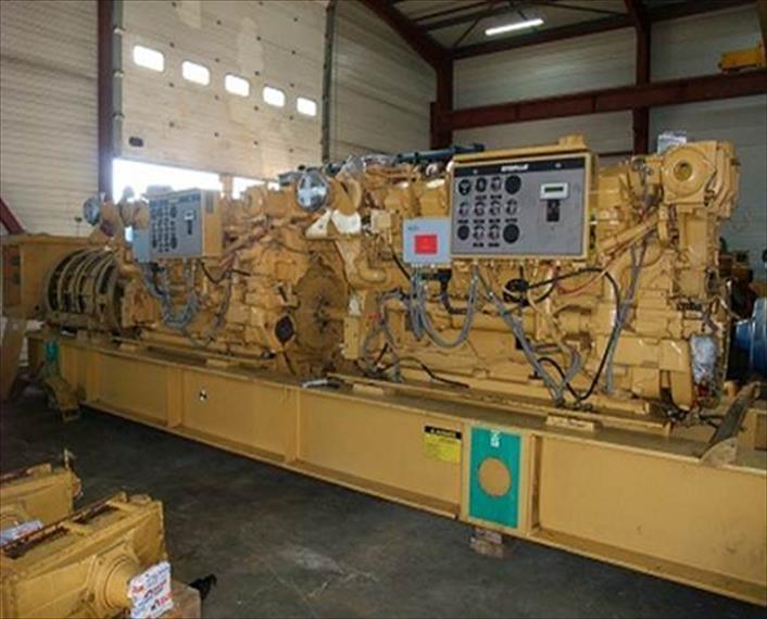 Caterpillar G3524 Generator Set