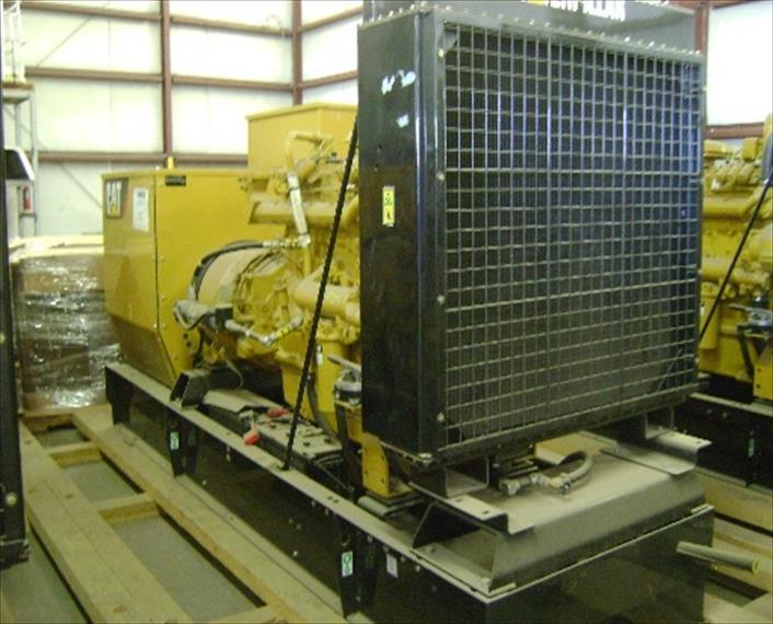 2010 Caterpillar G3406 Generator Set