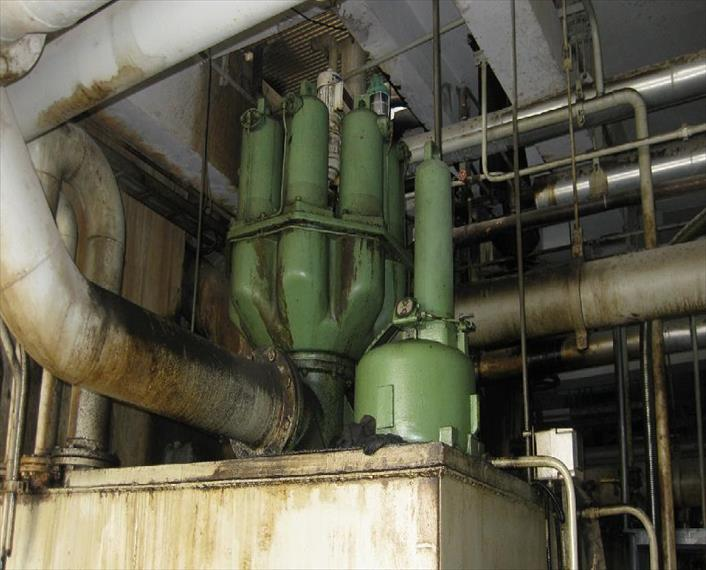 Wartsila 9TM 620 Power Plant