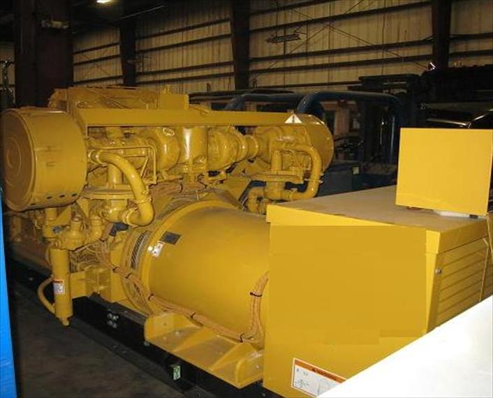 2012 Caterpillar G3512E Generator Set