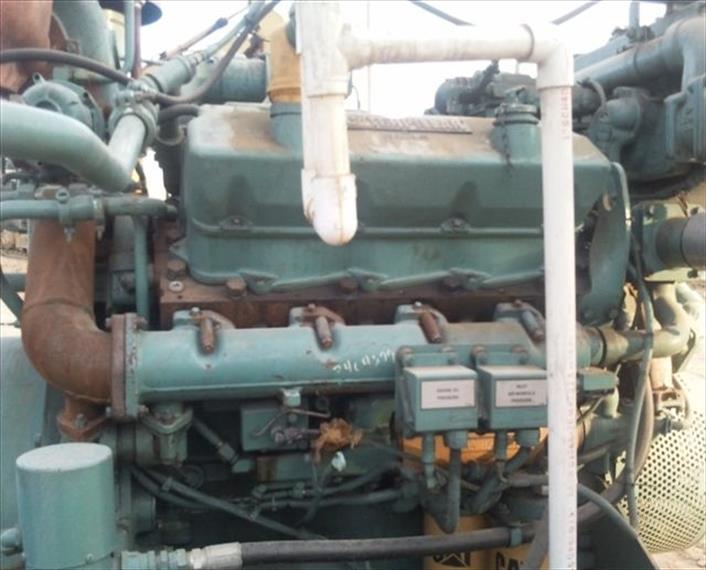 1997 Caterpillar G3408C EIS Engine