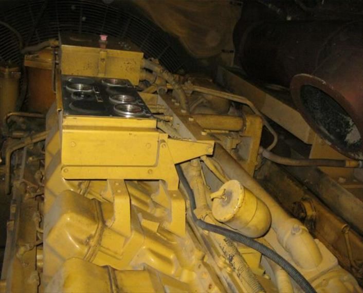 1984 Caterpillar 3508 Generator Set