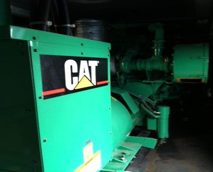 2005 Caterpillar G3516SITA Generator Set