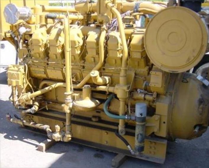 2006 Caterpillar G3512 LE Engine