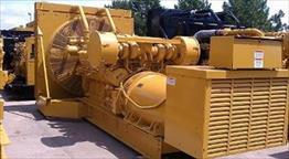CAT 3512 Generator Set