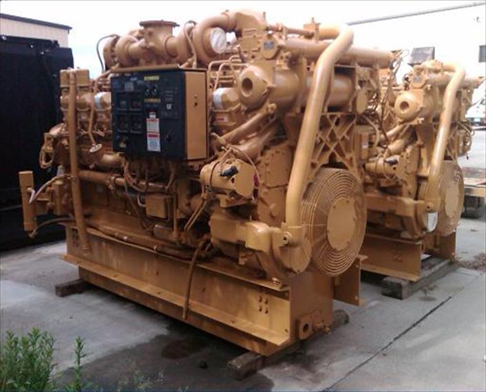 1998 Caterpillar 3516B DITA Engine