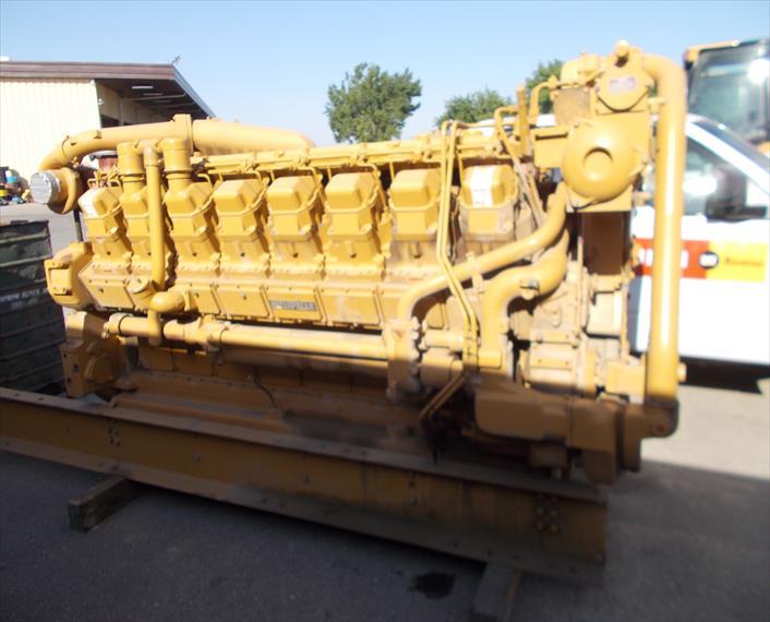 1992 Caterpillar 3516 MUI Engine